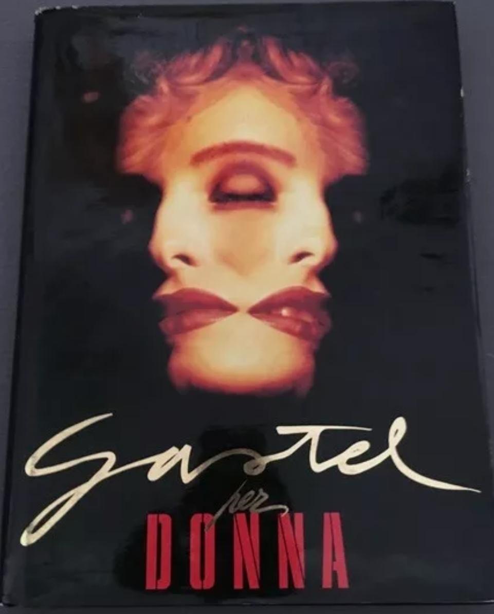 GASTEL PER DONNA. Giovanni Gastel, edizione limitata firmata, polaroid original