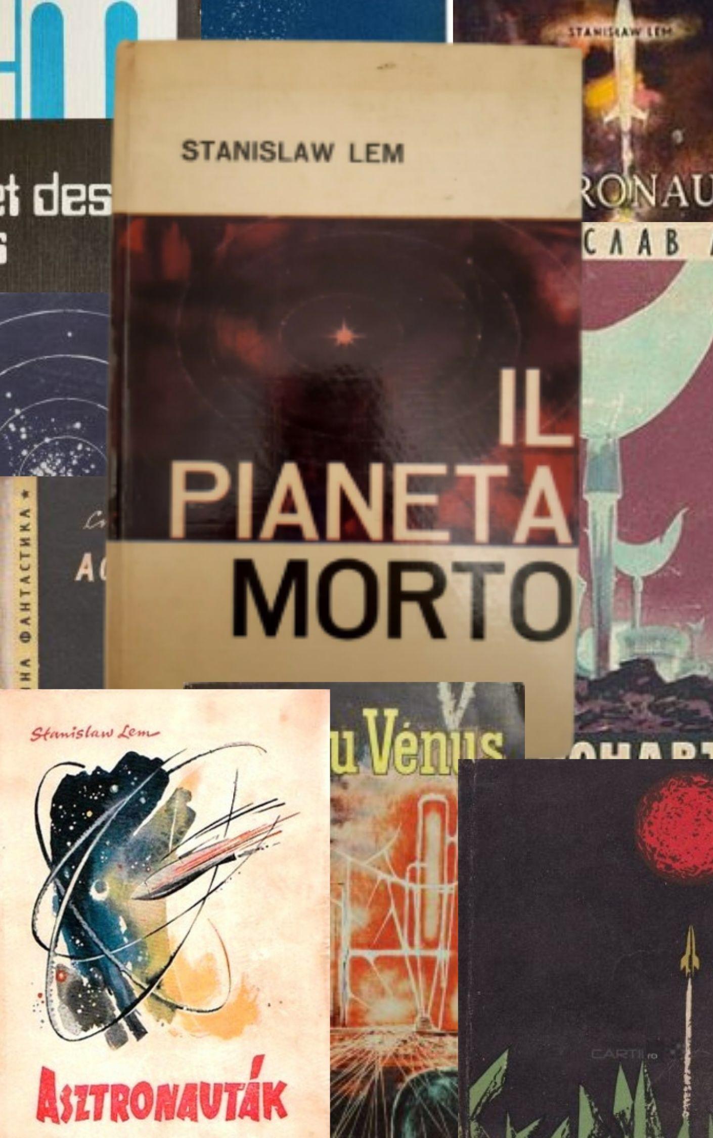 """""""Il pianeta morto"""" di Stanislaw Lem: un'opera fondamentale, ma senza ristampe da oltre mezzo secolo"""