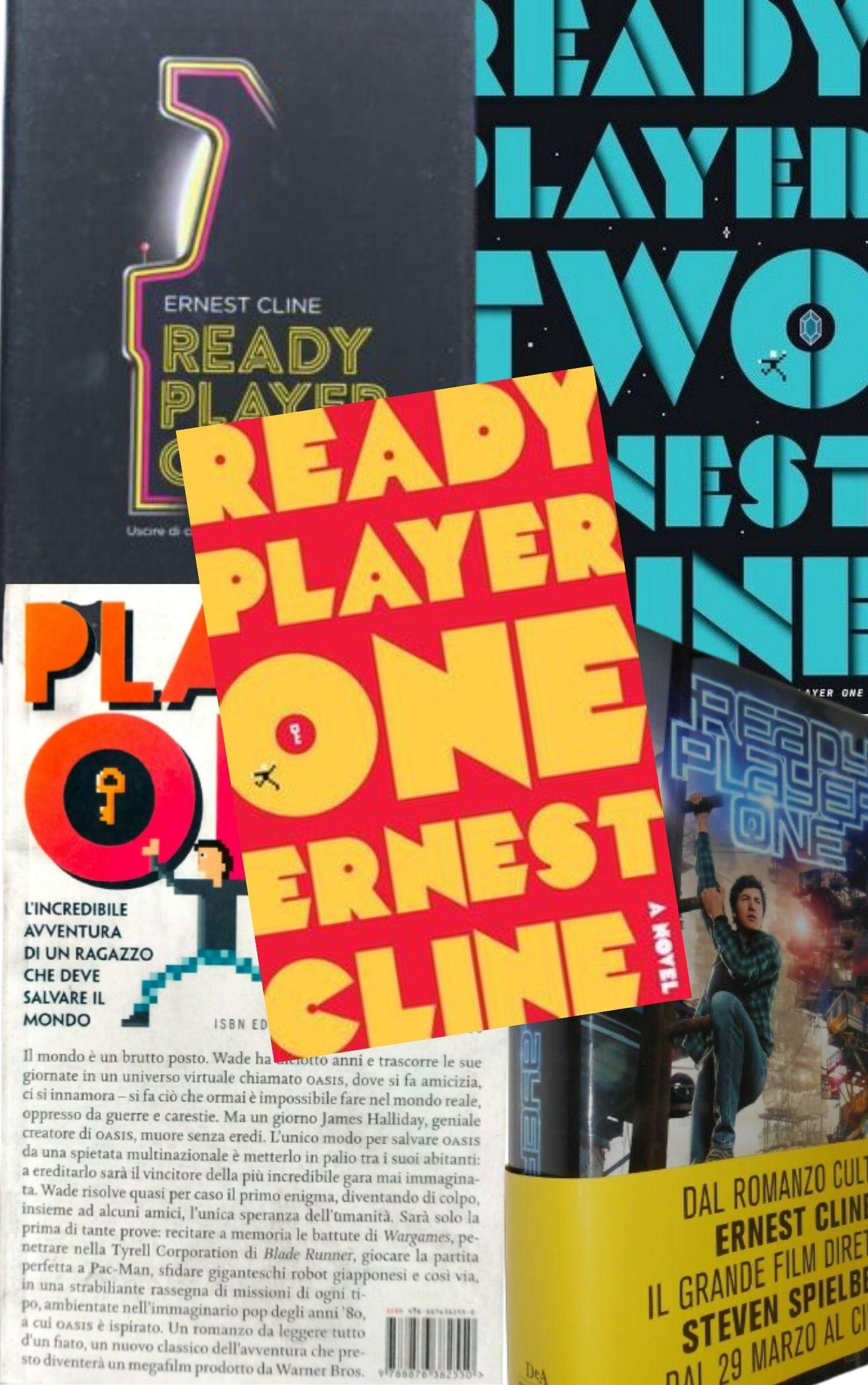 Siamo alle porte di un'ondata nerd distopica in virtual reality: occhio a Ernest Cline e a Ready Player One (e Two)