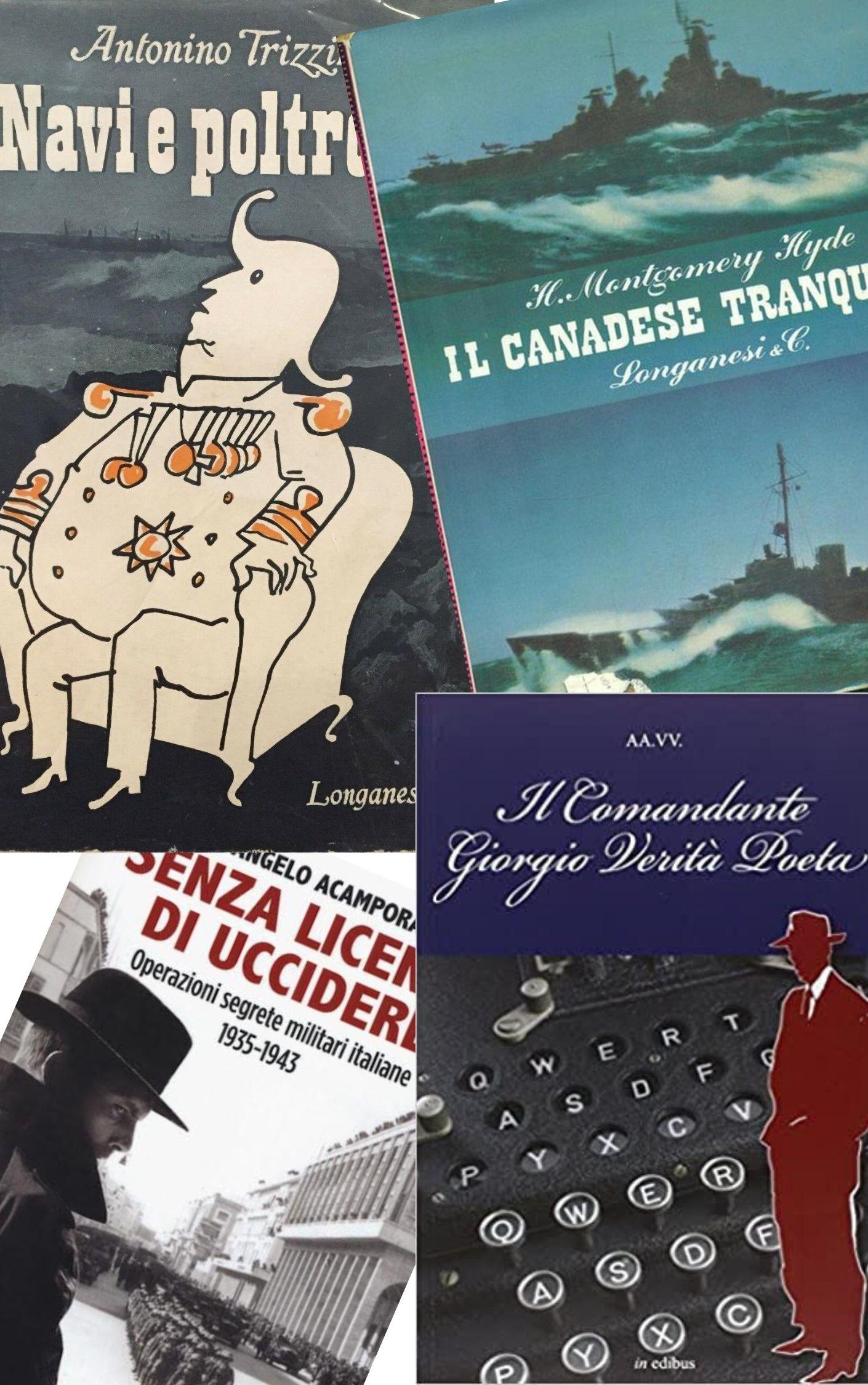 Storie di spie, tra ammiragli, codici segreti, donne misteriose e libri ritirati dal commercio