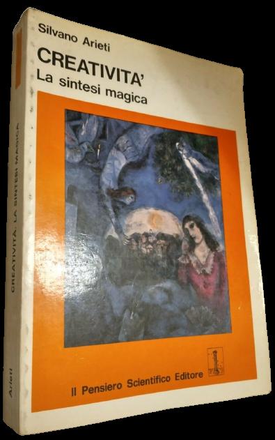 """""""Creatività la sintesi magica"""" di Silvano Arieti: il libro cult di un grande psichiatra italiano (e poi c'è Star Trek…)"""