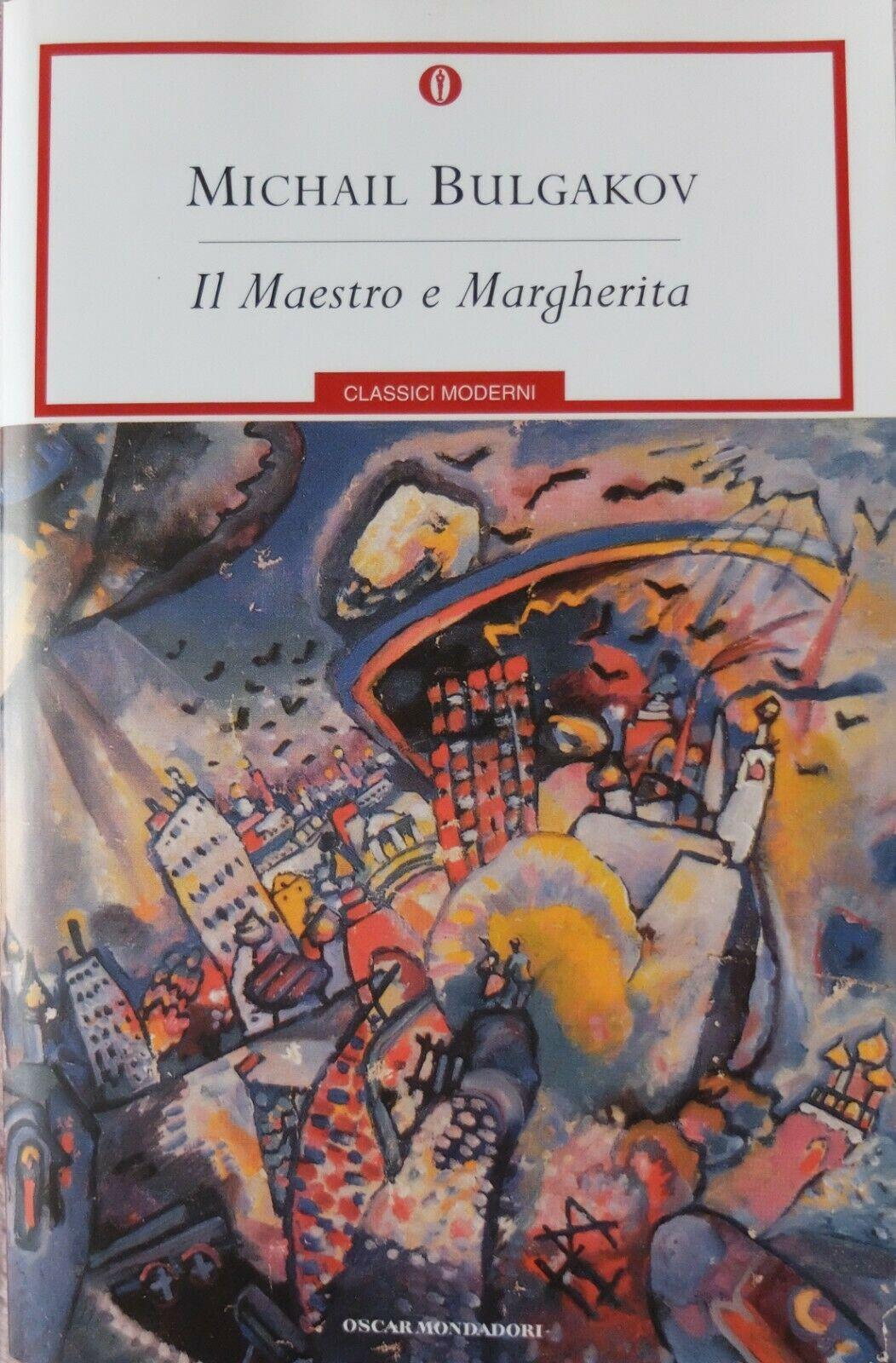 """Un'edizione degna di rilievo de """"Il Maestro e Margherita"""" di Michail Bulgakov al mercatino"""