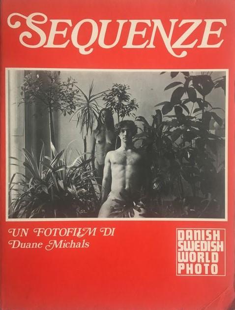 """""""Sequenze"""" del grande fotografo americano Duane Michals: introvabile fotolibro del 1970"""