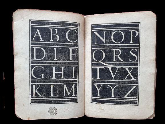 """Il più importante manuale di scrittura rinascimentale: """"La operina da imparare di scriuere littera cancellarescha"""" di Ludovico Degli Arrighi (ed. 1539)"""