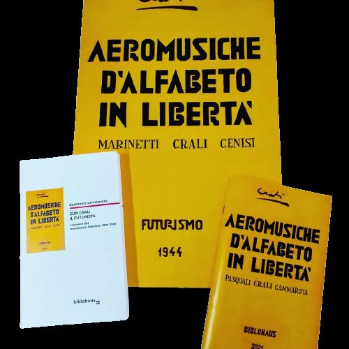 Aeromusiche anno 2021: il Futurismo di Tullio Crali risorge con Biblohaus