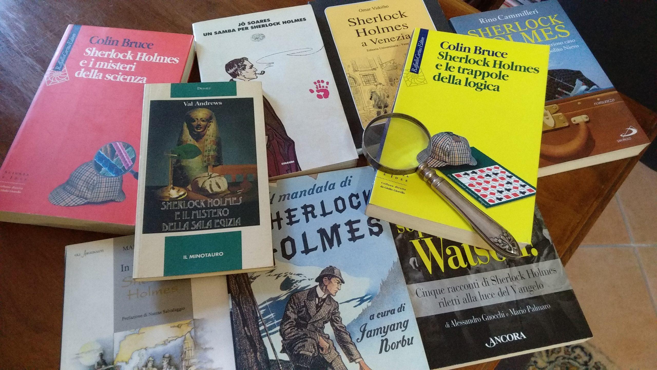 Sherlock Holmes e lo strano caso della moltiplicazione delle sue avventure