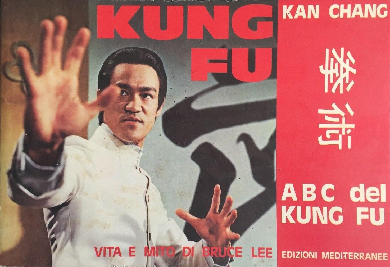 I primi due libri sul fenomeno Bruce Lee stampati in Italia (anni '70)