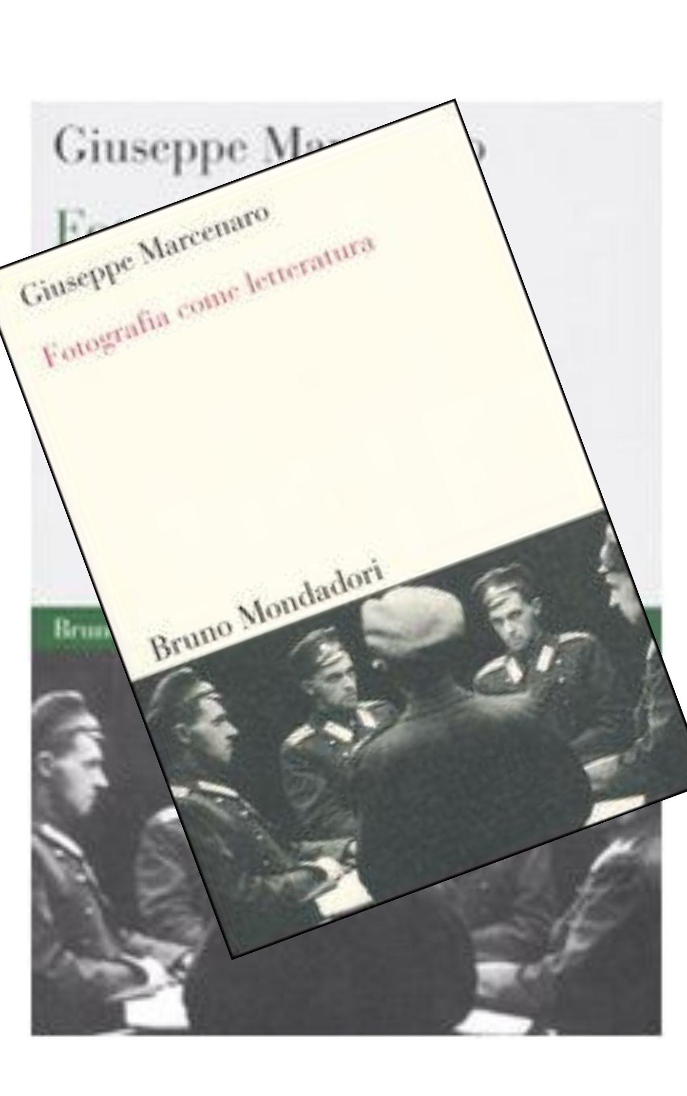 Le istantanee letterarie di Giuseppe Marcenaro in un libro del 2004 ormai rarissimo