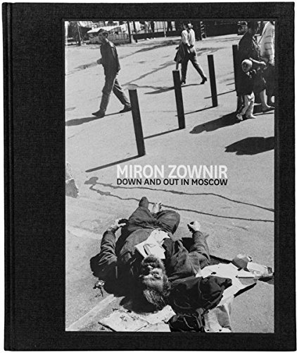 """In asta il raro e crudele """"Down and out in Moscow"""" del fotografo Miron Zownir (2014): un documento sconvolgente"""