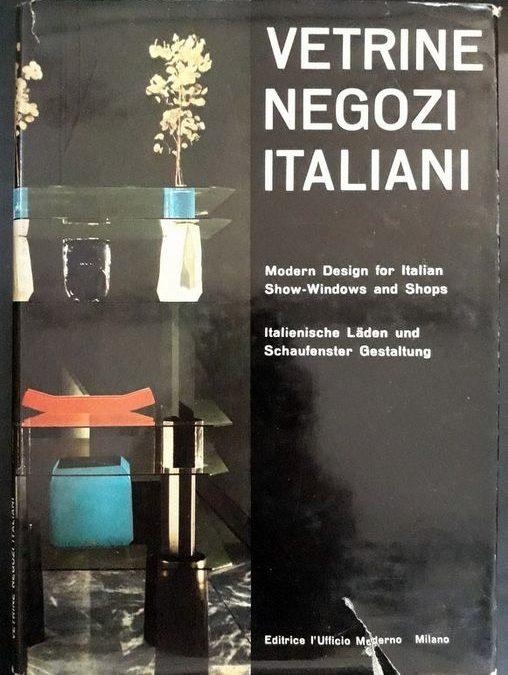 """Stile e design italiano al potere: Bruno Munari e """"Vetrine negozi italiani"""" (L'ufficio moderno, 1961)"""