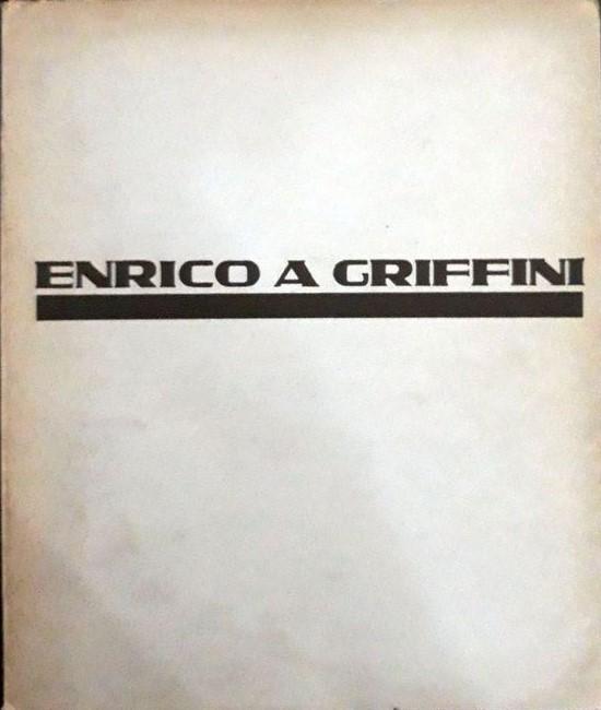 """In asta una copia dell'ambito """"Progetti e realizzazioni 1920-1950"""" di Enrico Agostino Griffini (Hoepli, 1952) / Razionalismo"""