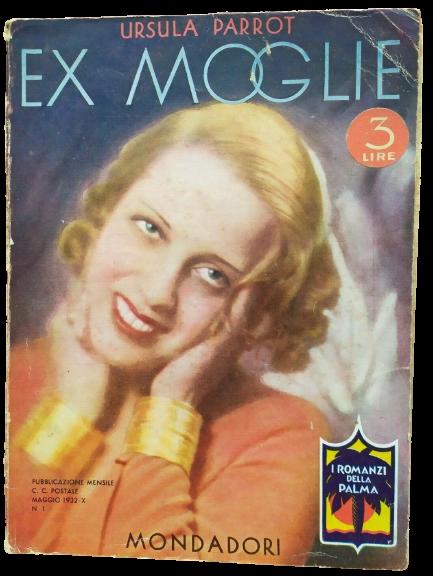 I Romanzi della Palma Mondadori (anni '30-'40): Francis Scott Fitzgerald, de Saint-Exupéry, Scerbanenco e altre perle