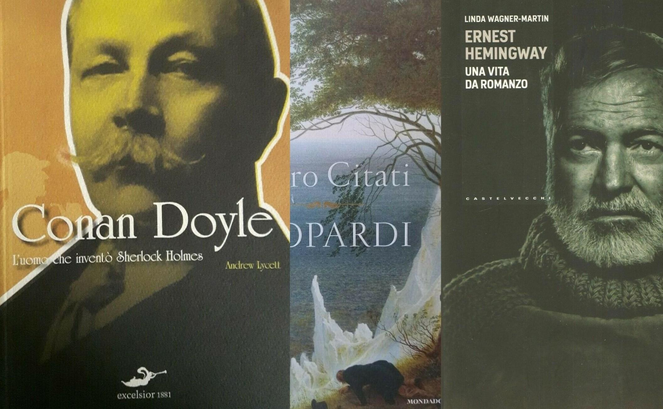 A Porta Portese non si è mai soli: oggi in compagnia di Conan Doyle, Hemingway e Giacomo Leopardi