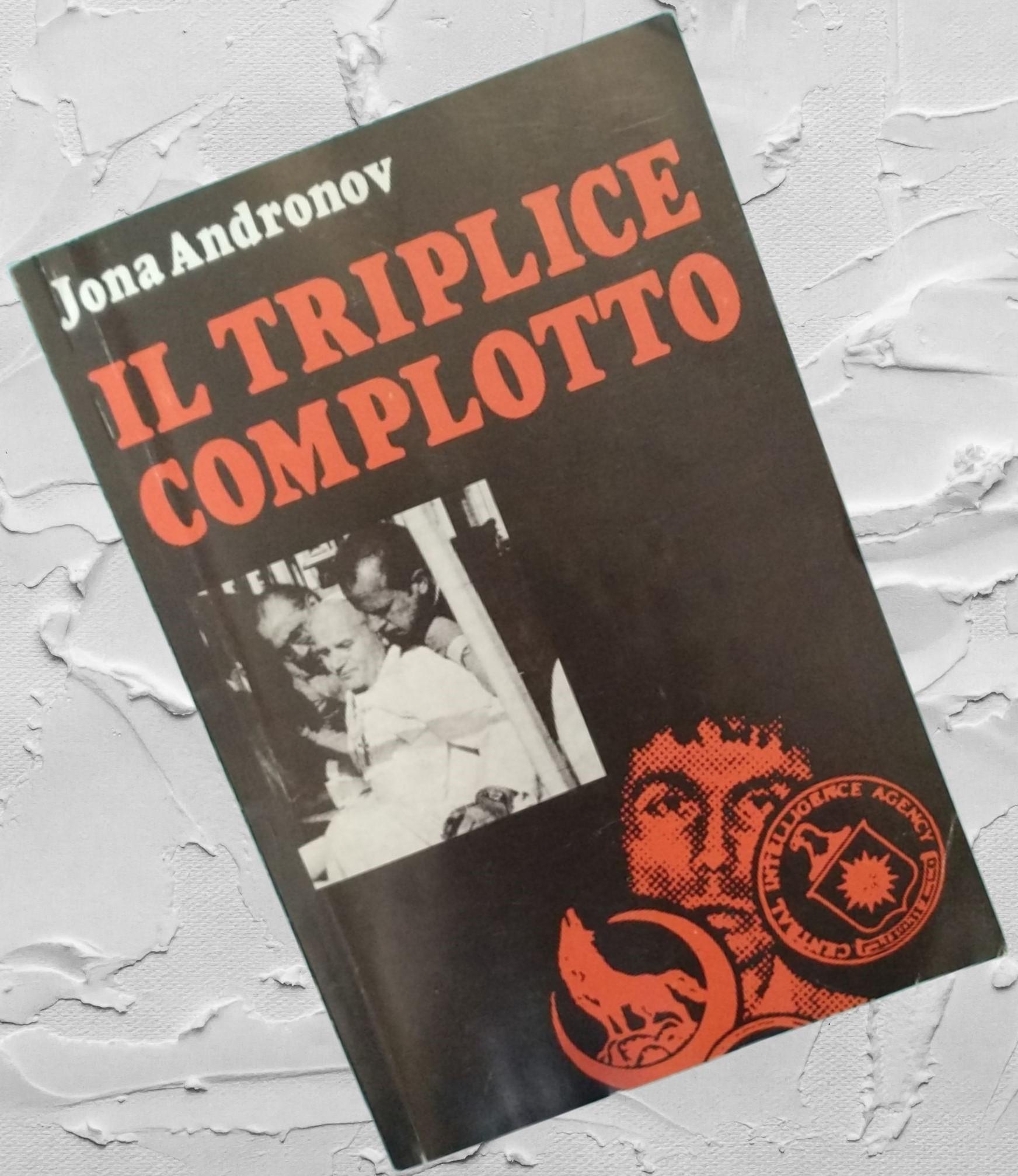 """Cinque domande a Pietro Orlandi sul libro """"Il Triplice Complotto"""" di Jona Andronov (1984) sulla scomparsa di Emanuela"""