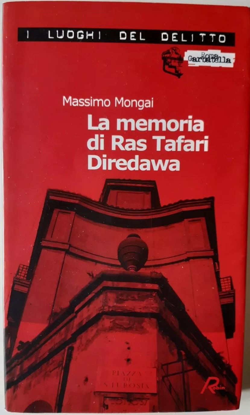 La memoria di Ras Tafari Diredawa MASSIMO MONGAI rarissimo
