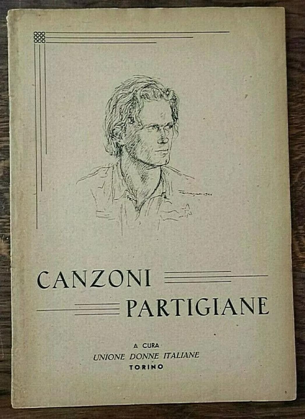 RARISSIMO – Canzoni partigiane / a cura Unione donne italiane Torino