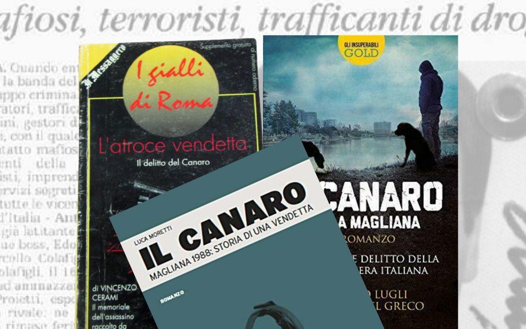 """Il """"Canaro"""" della Magliana e i libri sull'omicidio di Giancarlo Ricci"""