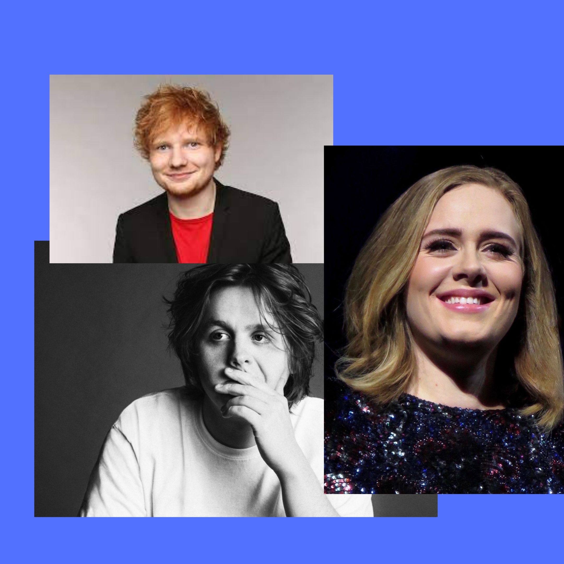 I migliori libri in italiano sulle voci britanniche del momento: Adele, Ed Sheeran e Lewis Capaldi