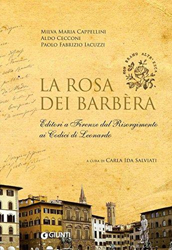 Quando al mercatino ci si imbatte nella storia dell'editore Barbera di Firenze