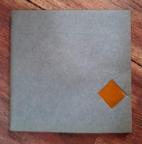 """""""Libro illeggibile n. XXV"""" di Bruno Munari (1959): una copia in asta"""