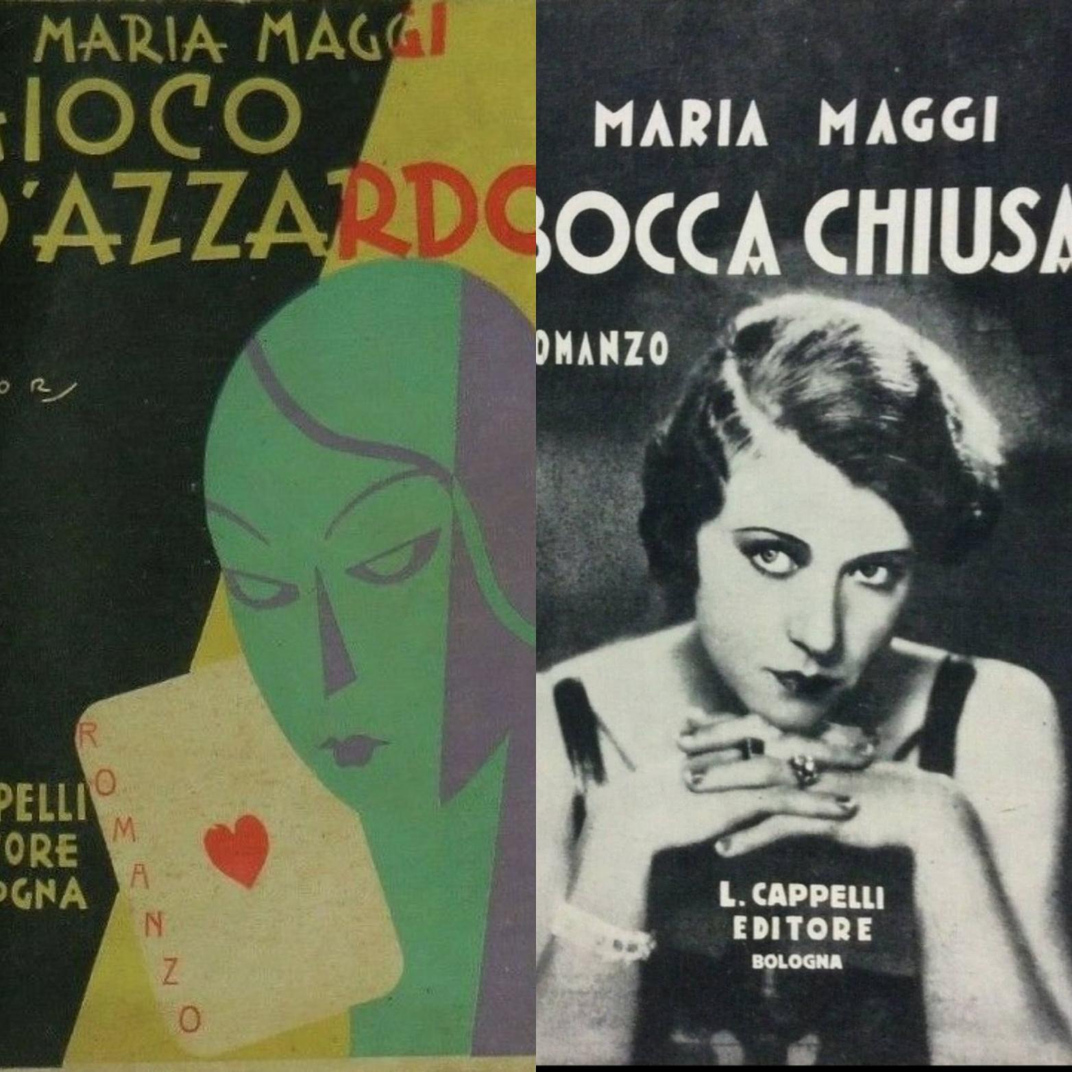 Maria Maggi: la misteriosa autrice dell'editore Licinio Cappelli a Bologna
