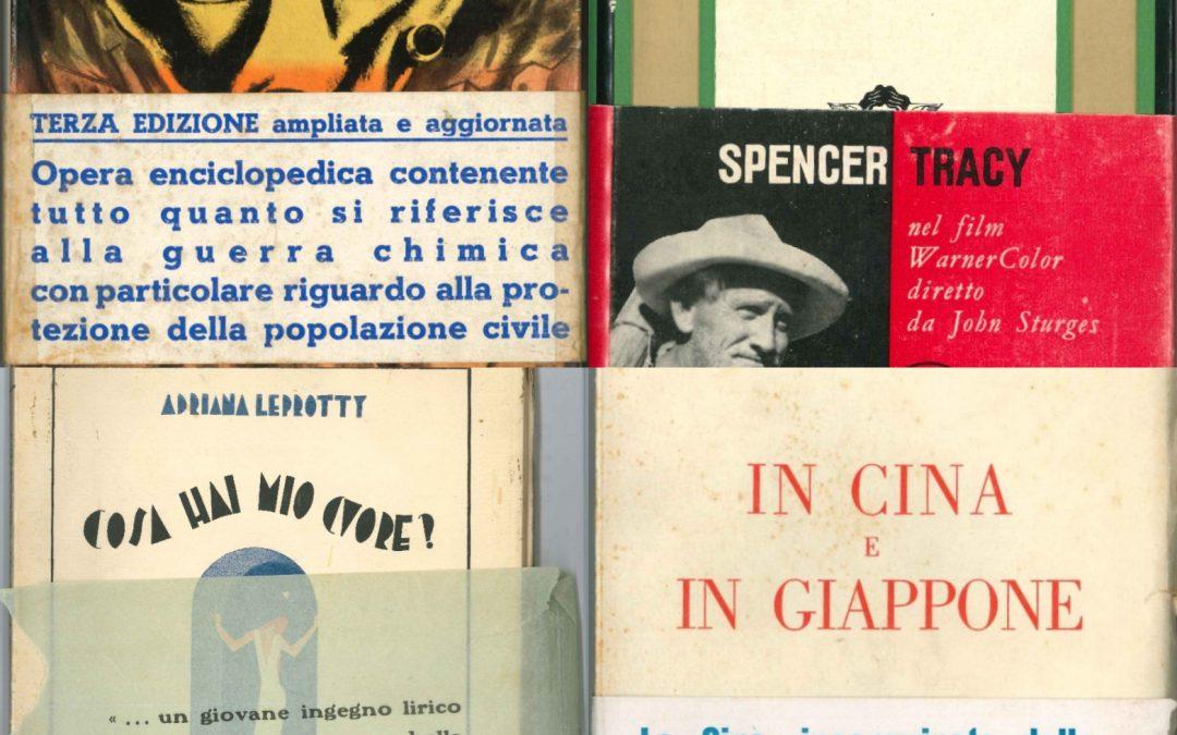 Un'avventura nell'avventura: recuperare la fascetta editoriale nelle grandi opere