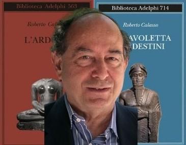 Dopo la scomparsa di Roberto Calasso si muovono sul mercato i suoi libri