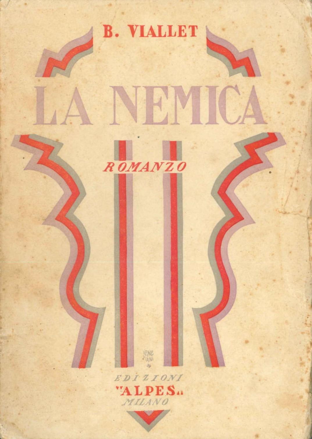 Le Edizioni Alpes di Franco Ciarlantini, con sullo sfondo Bice Viallet e le donne nella pittura