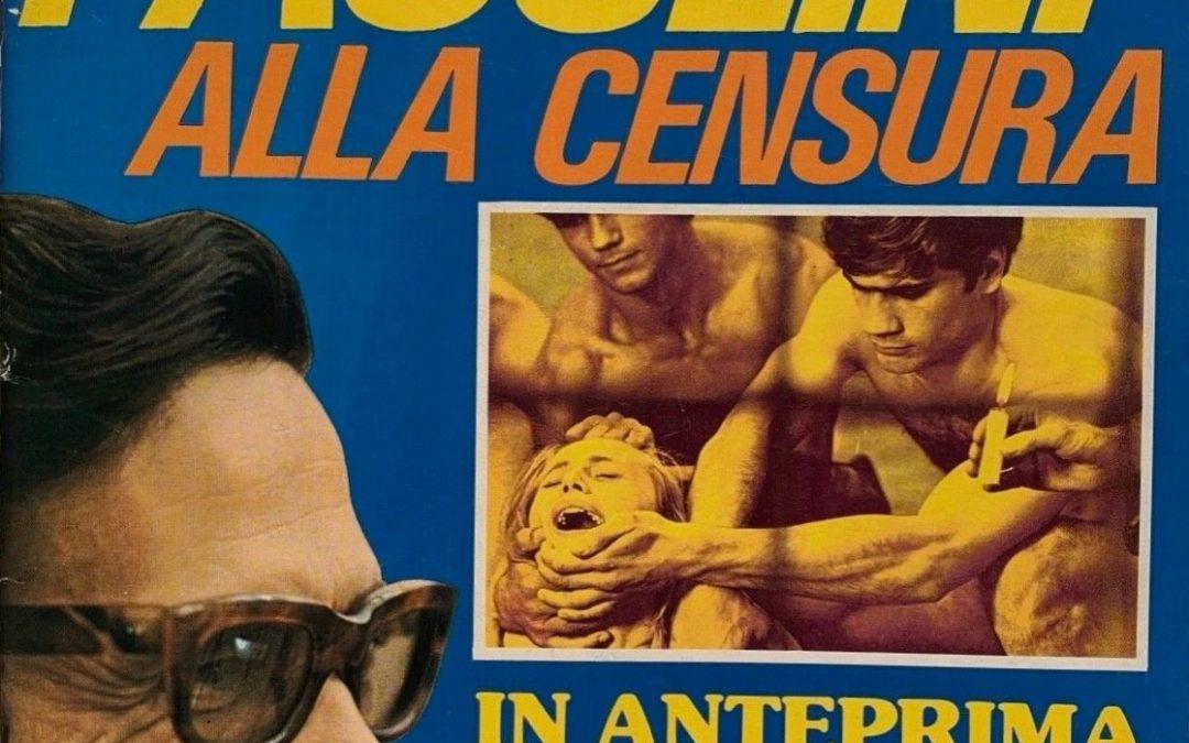 """""""Salò o le 120 giornate di Sodoma: l'ultima sfida di Pasolini alla censura"""" (Edigramma, 1975): un raro pezzo di Pasoliniana"""
