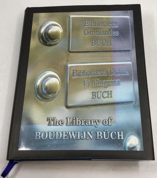Lo straordinario catalogo di vendita della biblioteca personale del grande bibliofilo olandese Boudewijn Büch