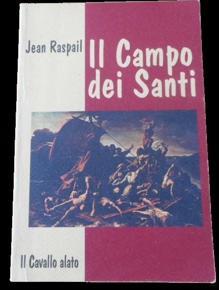 """""""Il cavallo alato"""" di Jean Raspail in prima edizione (Il cavallo alato, 1998) a 23 €"""