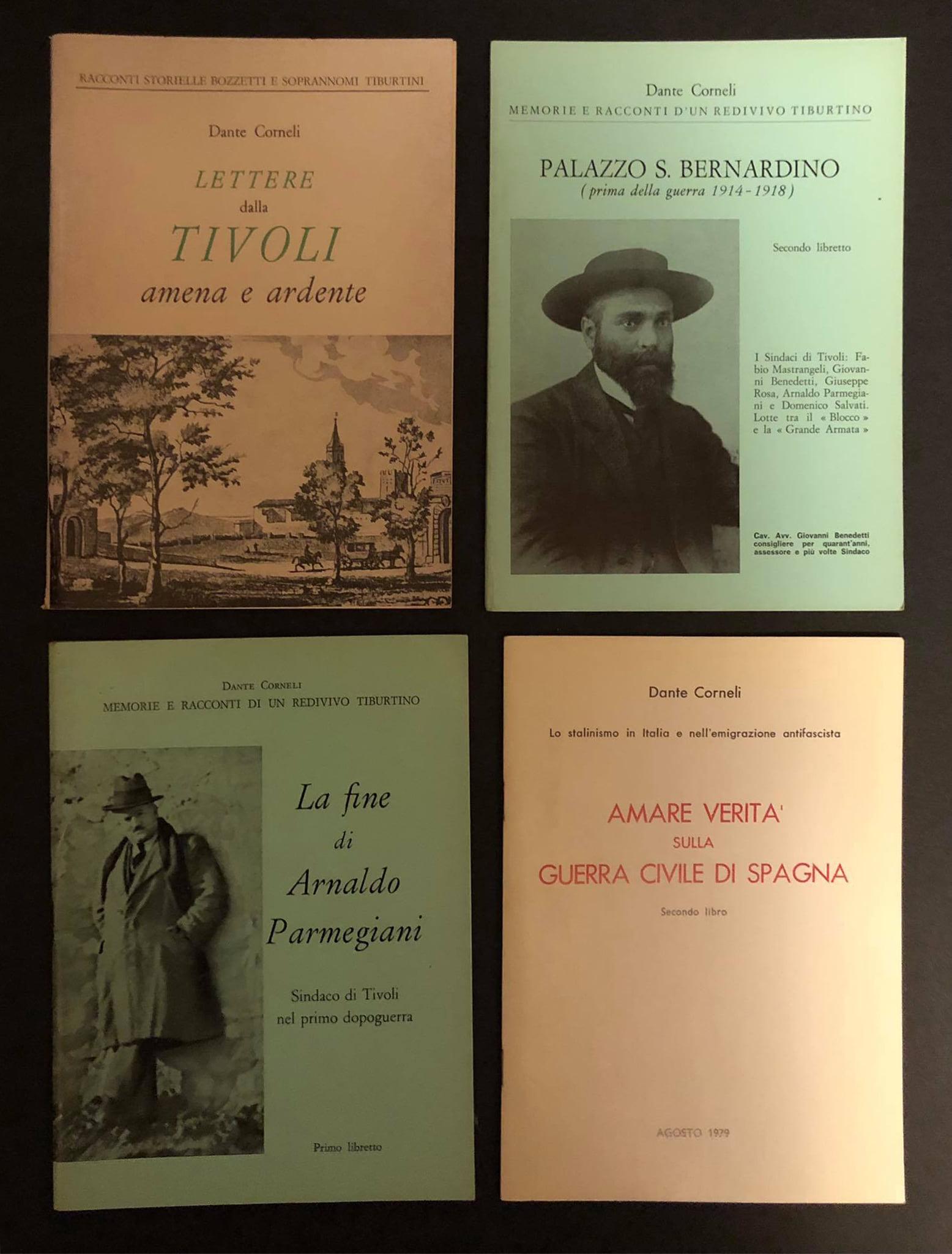 Mi ricordo di quando conobbi Dante Corneli: lo scrittore di Tivoli esule in Russia