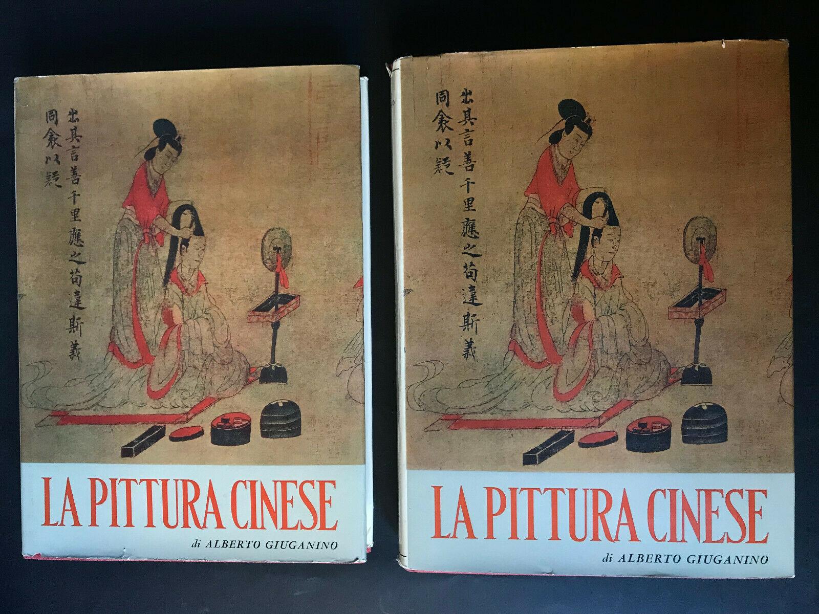 """""""La pittura cinese"""" di Alberto Giugalino (1959): il libro più importante sull'argomento a 199 €"""
